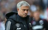 Man United cán đích ở vị trí thứ 2, Mourinho tỏ ra bất mãn
