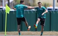 Tuyển Đức căng thẳng tột độ, cầu thủ đòi HLV Low 'trảm' Ozil