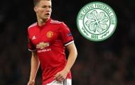 XÁC NHẬN: McTominay rời MU, đầu quân cho Celtic