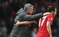 HLV Mourinho gửi lời tri ân xúc động đến Daley Blind