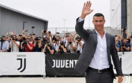 5 thách thức chờ Ronaldo tại Juventus