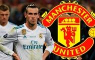 NÓNG: Gareth Bale sẽ đến Man Utd vào tuần tới với 1 điều kiện