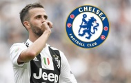 Phải lòng sao Juve, Chelsea mang 100 triệu bảng đặt lên bàn đàm phán