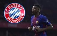 Tìm người thay Robben, Bayern vung 100 triệu euro mua sao trẻ Barca