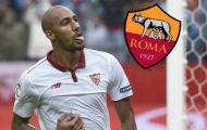 Vượt mặt Arsenal, Roma đạt thỏa thuận cá nhân với 'Gã khổng lồ' La Liga
