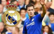 Đây, lý do Hazard nên tiếp tục ở Chelsea và nói không với Real Madrid