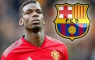 Đây, lý do Barca 'phật lòng' Messi vụ Pogba