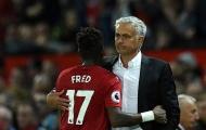 Fred tiết lộ mối quan hệ với Mourinho sau trận thắng Young Boys