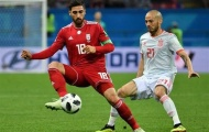 Thầy Park chú ý, Iran đón sao Ngoại hạng Anh trở lại trước trận gặp Việt Nam
