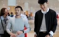 Bỏ lại thất bại trước Man Utd, Son Heung-min hội quân cùng ĐT Hàn Quốc
