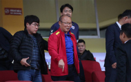 Đặt chân về Hà Nội, HLV Park Hang-seo thân chinh 'xem giò' U22 Việt Nam