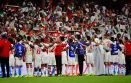 Không cho CĐV Qatar đến sân cổ vũ, Hoàng thân UAE bất ngờ 'chơi trội'