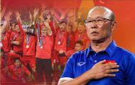 '4 sao' ĐT Việt Nam cùng thầy Park nhận quà đặc biệt đầu năm