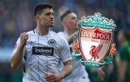 Nếu Luka Jovic đến Liverpool, ai sẽ là người rời Anfield?