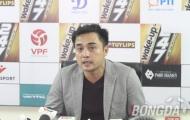 Để thua Viettel trên sân khách, HLV Nguyễn Đức Thắng chỉ trích trọng tài