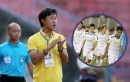 HLV Sài Gòn FC chỉ ra tử huyệt của HAGL trong giai đoạn đầu V-League 2019