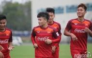 Quang Hải, Văn Hậu, Tiến Dũng trở lại, U23 Việt Nam có lực lượng hùng hậu