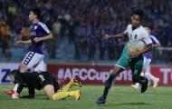 Báo châu Á dùng 3 từ để miêu tả thất bại của Hà Nội tại AFC Cup