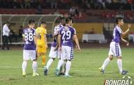 TRỰC TIẾP Hà Nội 4-0 SLNA (Kết thúc): Đội khách không thể kháng cự