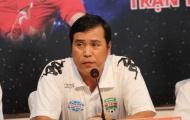 HLV Thanh Sơn nói về yếu tố giúp Bình Dương đánh bại HAGL