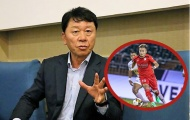 'Ronaldo Việt Nam' báo tin vui cho HLV Chung Hae-seung