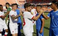 Tránh gặp ĐT Việt Nam tại King's Cup, El Salvador đụng quân xanh 'hạng nặng'