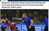 Báo châu Á: HLV Park Hang-seo đang làm cuộc cách mạng ở ĐT Việt Nam?