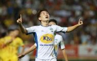 Minh Vương tiếp tục 'duyên', HAGL thắng nhẹ nhàng DNH Nam Định trên sân nhà