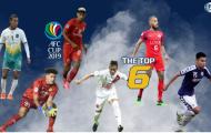 Top 6 cầu thủ xuất sắc lượt 6 AFC Cup: CLB Hà Nội đóng góp 1 cái tên