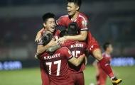 Hoàng Thịnh ghi bàn phút bù giờ, TP.HCM thắng nghẹt thở Than Quảng Ninh tại Cửa Ông