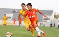 Vắng Đức Chinh, SHB Đà Nẵng vẫn có điểm trước SLNA