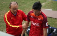 Sao U23 Việt Nam chỉ mẫu cầu thủ HLV Park Hang-seo yêu thích