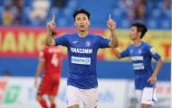 Cựu sao U23 Việt Nam nổ súng, Than Quảng Ninh vùi dập HAGL tại Cửa Ông