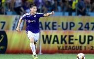 Đã rõ lý do Duy Mạnh ngồi dự bị ở trận chung kế lượt đi AFC Cup