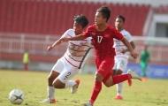 Thua đau Campuchia, U18 Việt Nam dừng cuộc phiêu lưu tại giải vô địch ĐNA