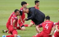 Trọng Hoàng bình phục thần tốc, báo tin vui cho HLV Park Hang-seo