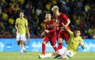 'ĐT Việt Nam sẽ đá ở thế chiếu dưới khi đối đầu ĐT Thái Lan trên sân khách'