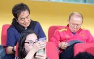 Chuẩn bị cho trận gặp Indonesia, thầy Park quyết định vào vai 'do thám'