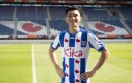 Văn Hậu tiết lộ tham vọng ở đội bóng Hà Lan