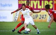 HAGL thua bạc nhược trước Sài Gòn FC: No Tuấn Anh, No Party!