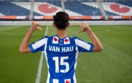Đoàn Văn Hậu nhận mức lương cao thứ 4 tại SC Heerenveen