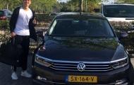 Đoàn Văn Hậu đặt chân đến Hà Lan, nhận đãi ngộ 'khủng' từ SC Heerenveen