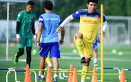 HLV Park Hang-seo nhận tin vui từ Hà Đức Chinh