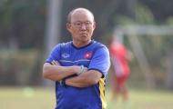 HLV Park bực bội vì hành động chơi 'lầy' của HLV Malaysia