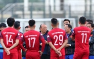 CHÍNH THỨC: HLV Park Hang-seo loại 2 cái tên, chốt danh sách 23 cầu thủ đấu Malaysia