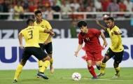 20h00 ngày 10/10, Việt Nam vs Malaysia: Long tranh, hổ đấu