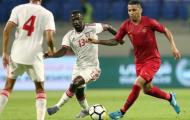 Vùi dập Indonesia, UAE đẩy ĐT Việt Nam xuống 1 bậc ở BXH bảng G