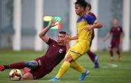 U19 Việt Nam đả bại vị khách đến từ Bosnia & Herzegovina với tỷ số sát nút