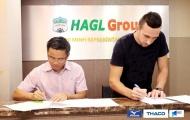 CHÍNH THỨC: HAGL tậu tân binh đầu tiên cho V-League 2020