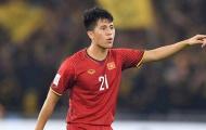 NÓNG: Thầy Park gạch tên Đình Trọng khỏi danh sách U22 Việt Nam dự SEA Games